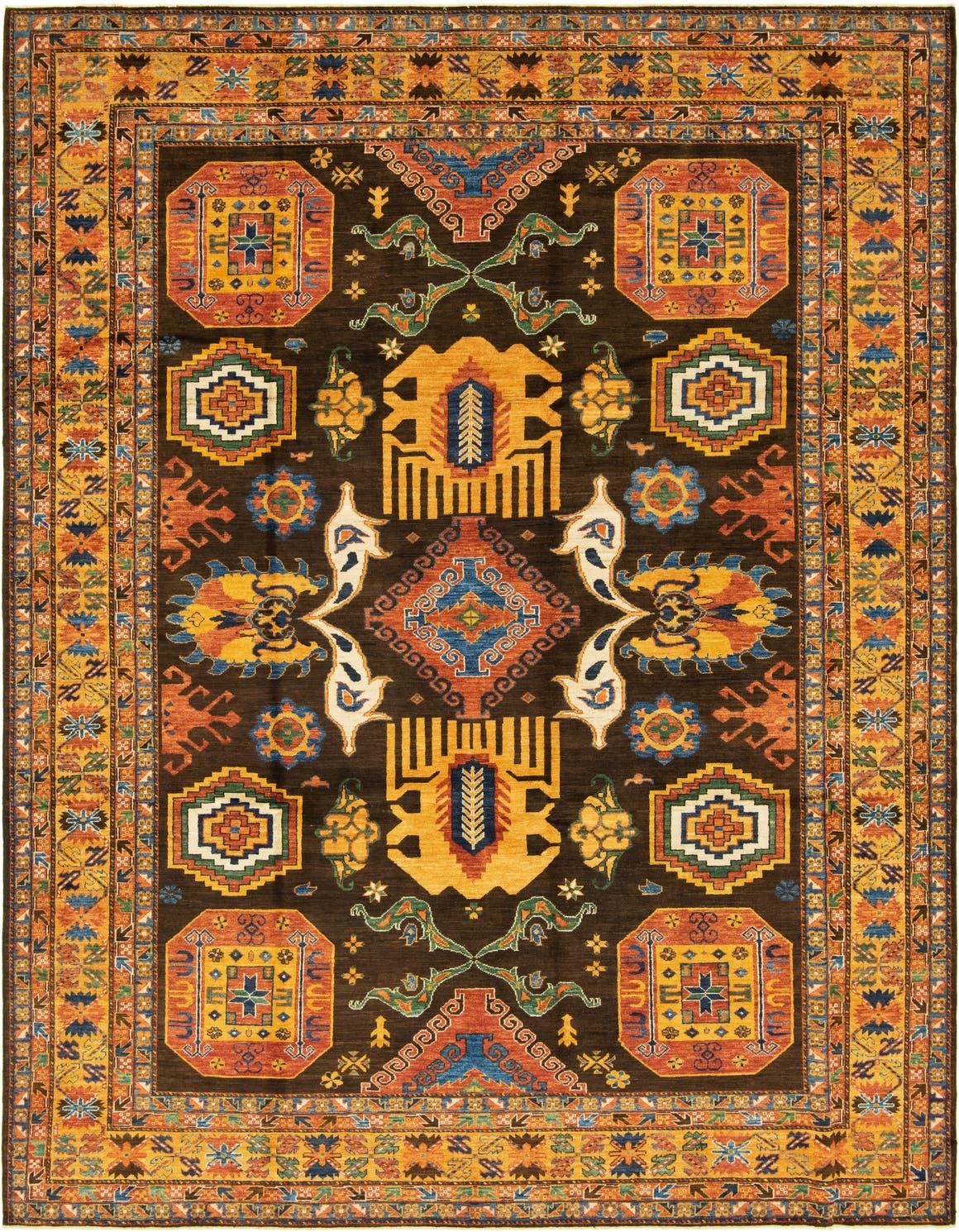 9' 2 x 12' Kazak Rug main image
