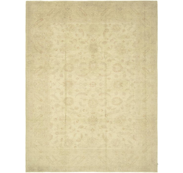 9' x 11' 10 Over-Dyed Ziegler Rug