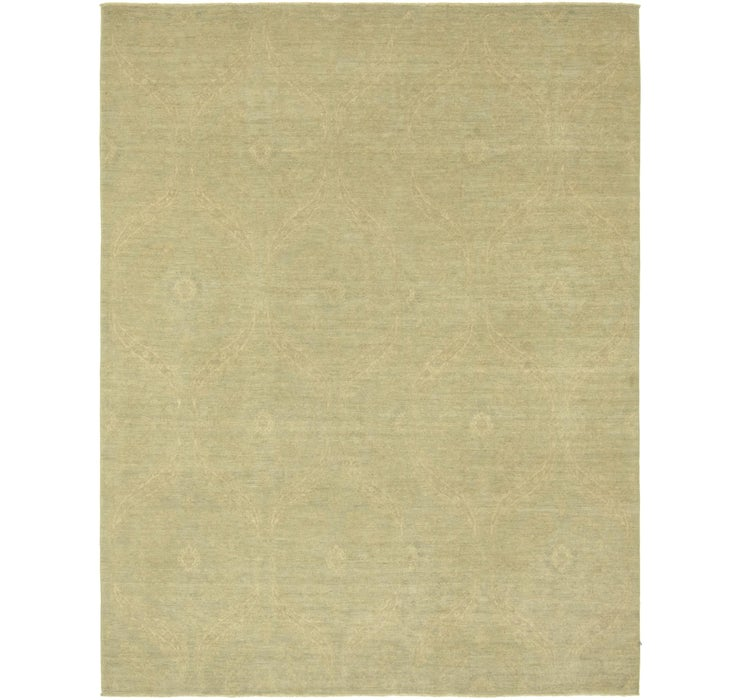 7' 10 x 10' Over-Dyed Ziegler Rug