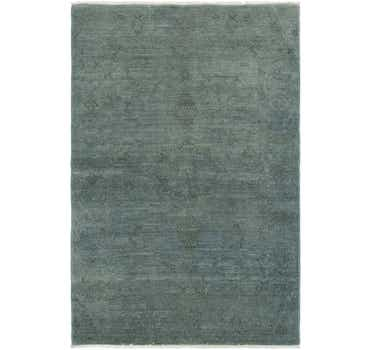 Image of 3' x 4' 8 Over-Dyed Ziegler Rug