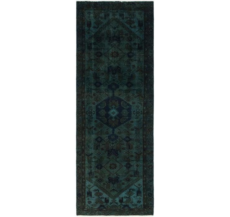 97cm x 287cm Ultra Vintage Persian R...