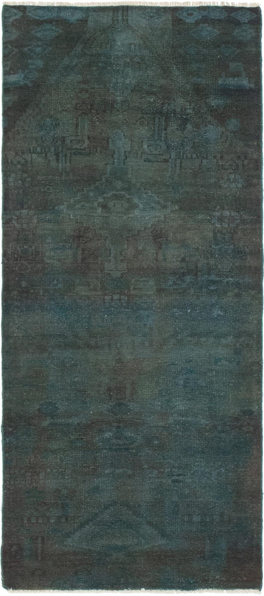2' 7 x 6' Ultra Vintage Persian Runner Rug main image