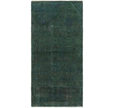 2' 10 x 6' Ultra Vintage Persian Runner Rug main image