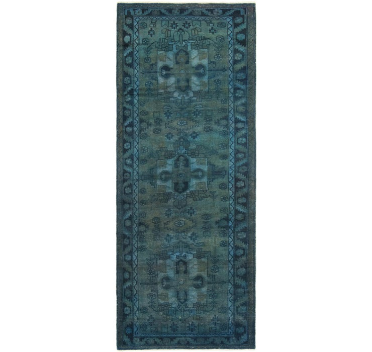 3' 5 x 9' 4 Ultra Vintage Persian R...