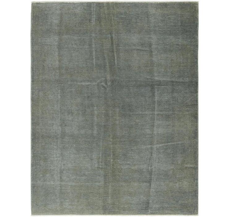 145cm x 195cm Over-Dyed Ziegler Rug