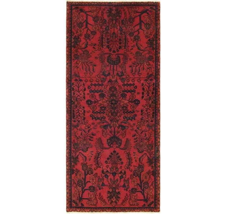 2' 9 x 6' 6 Ultra Vintage Persian R...