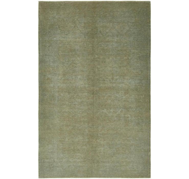 178cm x 287cm Over-Dyed Ziegler Rug