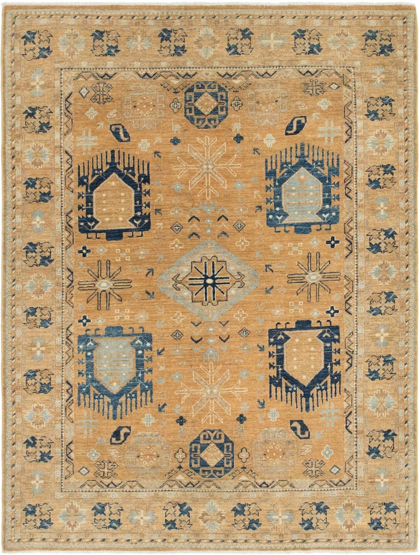 4' 10 x 6' 6 Kazak Rug main image