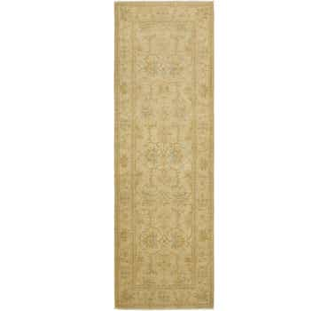 Image of 2' 6 x 8' 3 Over-Dyed Ziegler Runne...