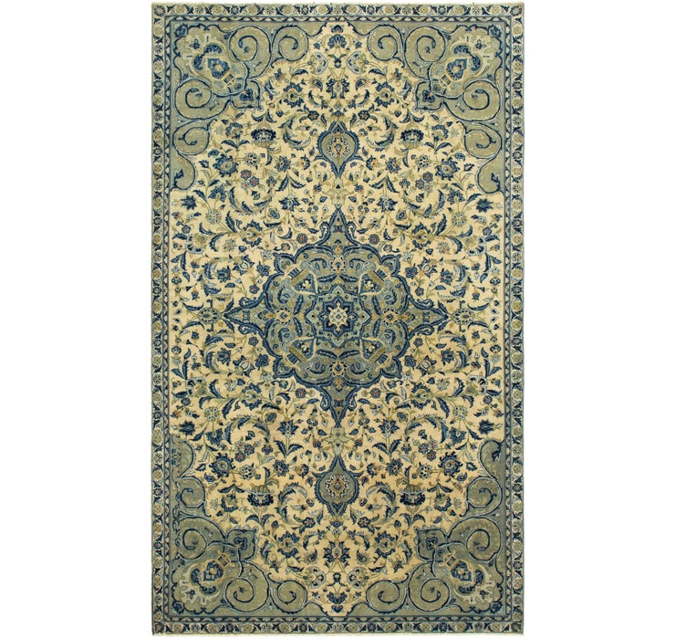 168cm x 287cm Ultra Vintage Persian Rug
