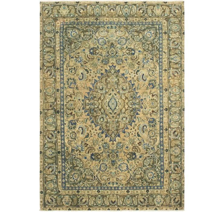 178cm x 260cm Ultra Vintage Persian Rug