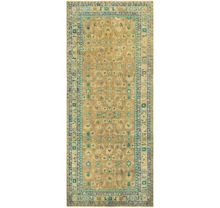 4' x 10' Ultra Vintage Persian R...