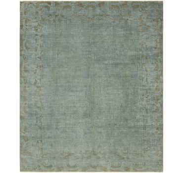 Image of 8' x 9' 9 Over-Dyed Ziegler Rug