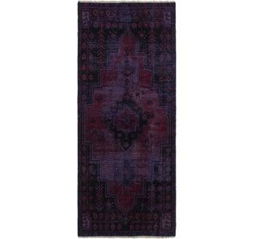 2' 9 x 6' 10 Ultra Vintage Persian Runner Rug main image