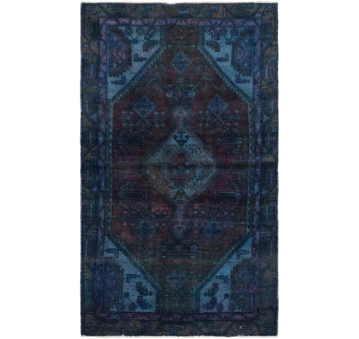 3' x 5' 2 Ultra Vintage Persian Rug