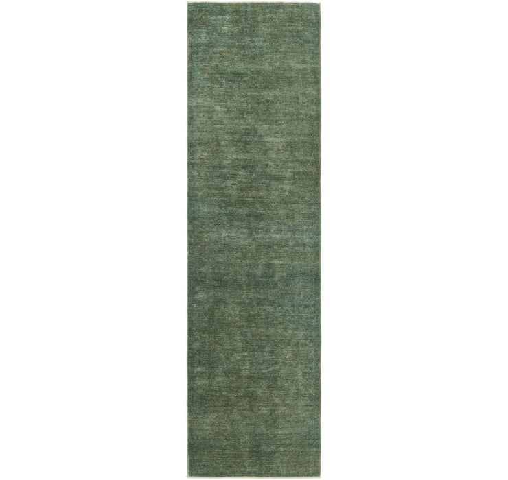 75cm x 285cm Over-Dyed Ziegler Runne...