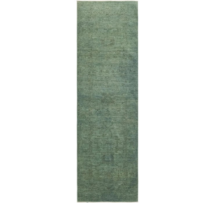 80cm x 287cm Over-Dyed Ziegler Runne...
