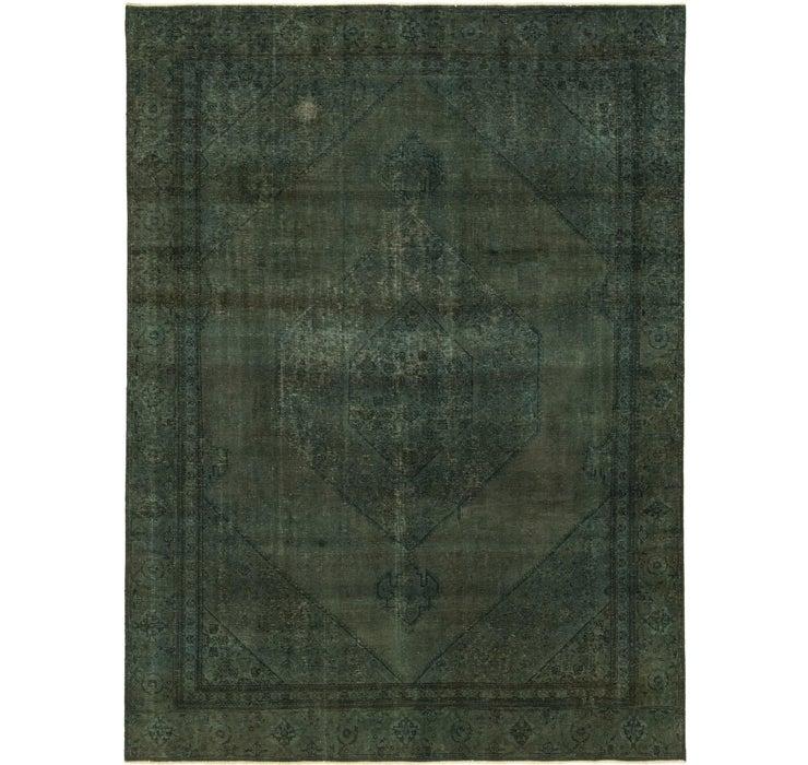9' x 12' 1 Ultra Vintage Persian Rug