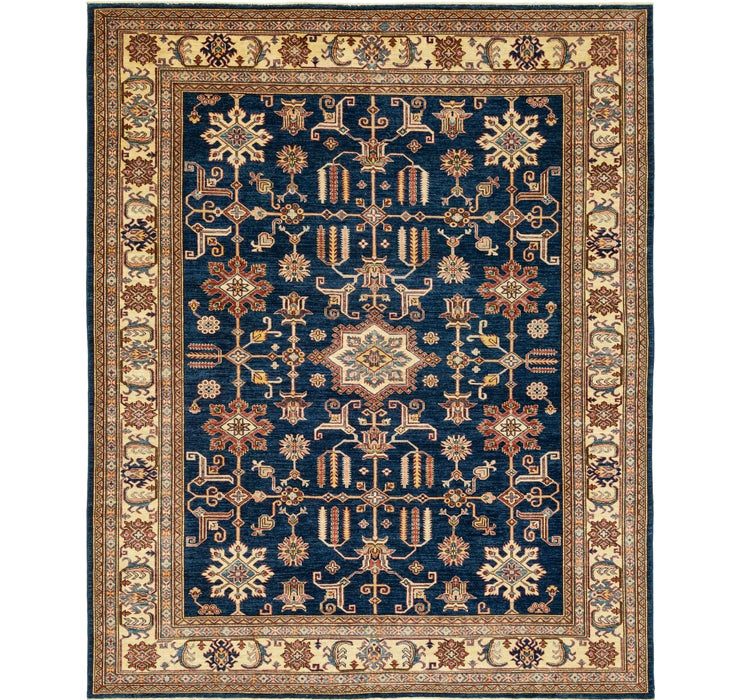 8' 1 x 9' 10 Kazak Oriental Rug