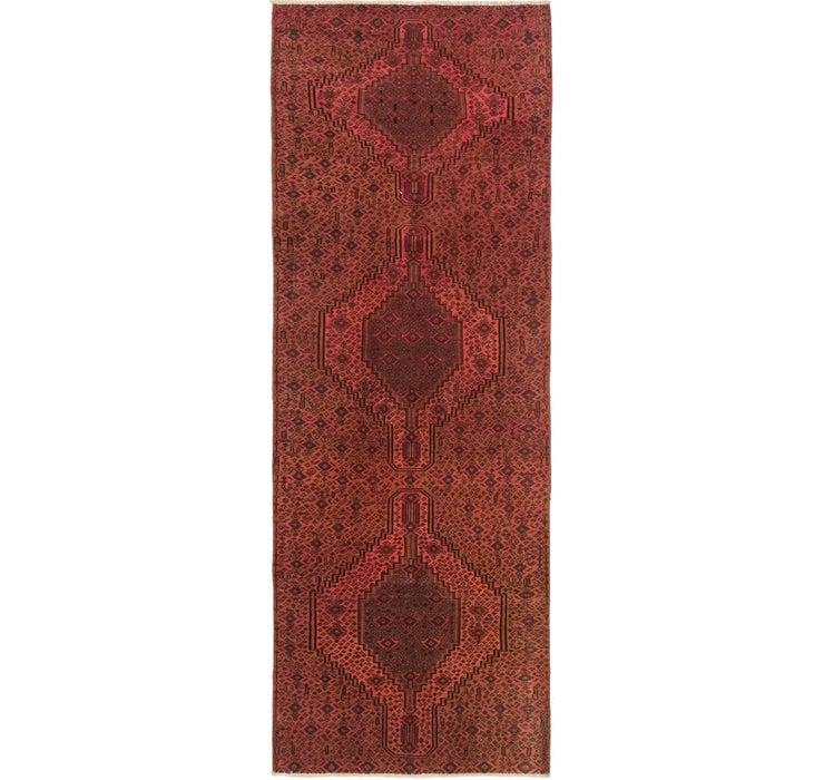 2' 11 x 8' 10 Ultra Vintage Persian R...