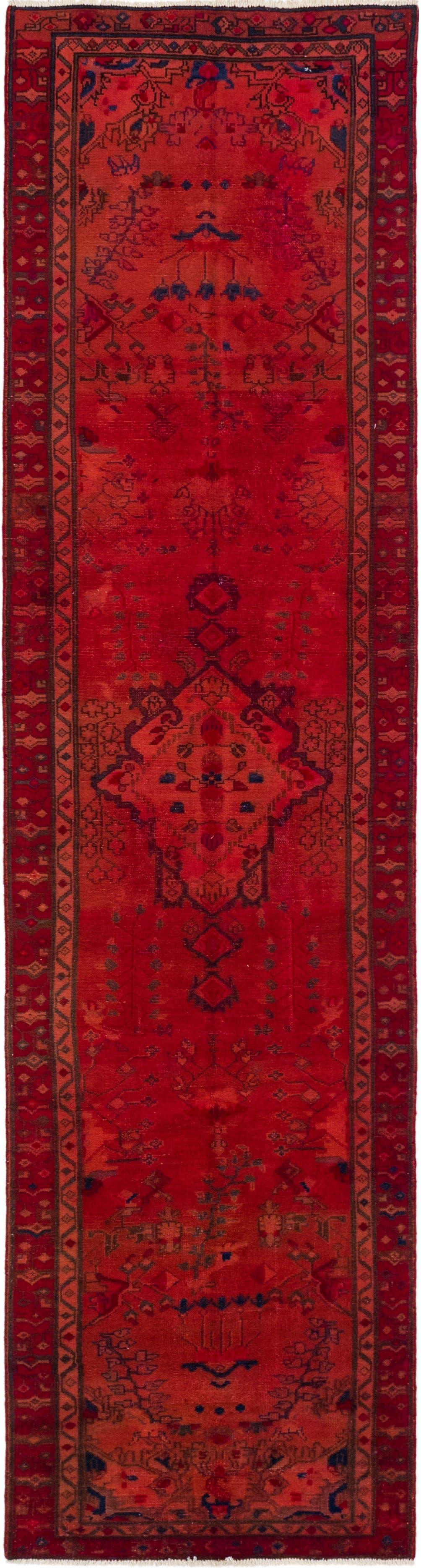 3' 1 x 11' 10 Ultra Vintage Persian Runner Rug main image