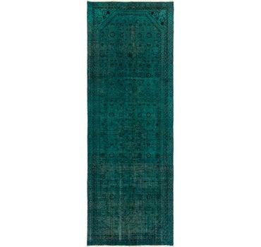 3' 4 x 9' 7 Ultra Vintage Persian Runner Rug main image