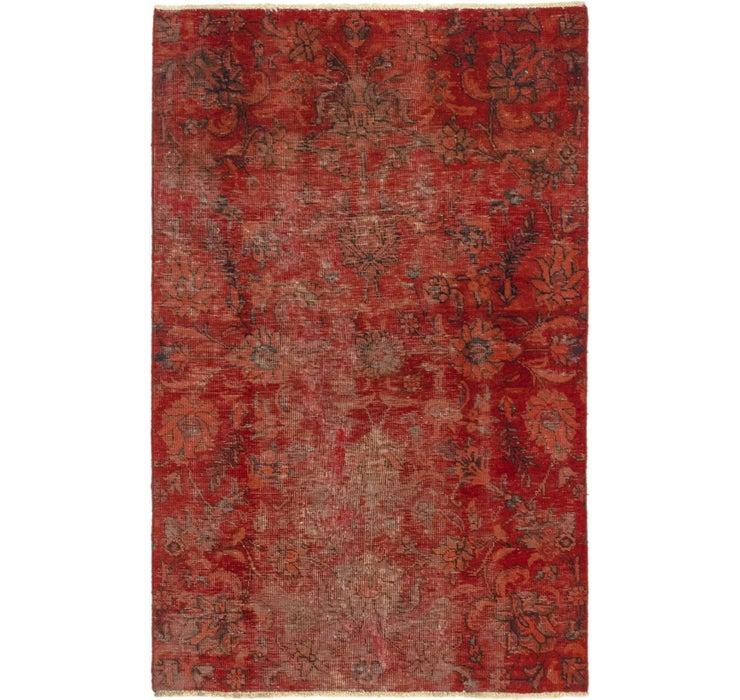 3' 2 x 5' 1 Ultra Vintage Persian Rug