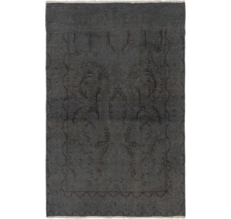 3' 2 x 4' 10 Ultra Vintage Persian Rug