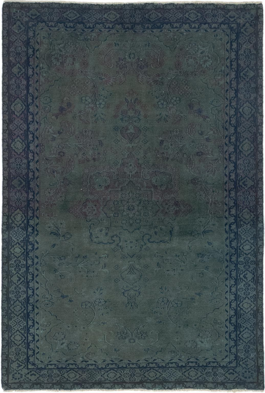 3' 3 x 4' 10 Ultra Vintage Persian Rug main image