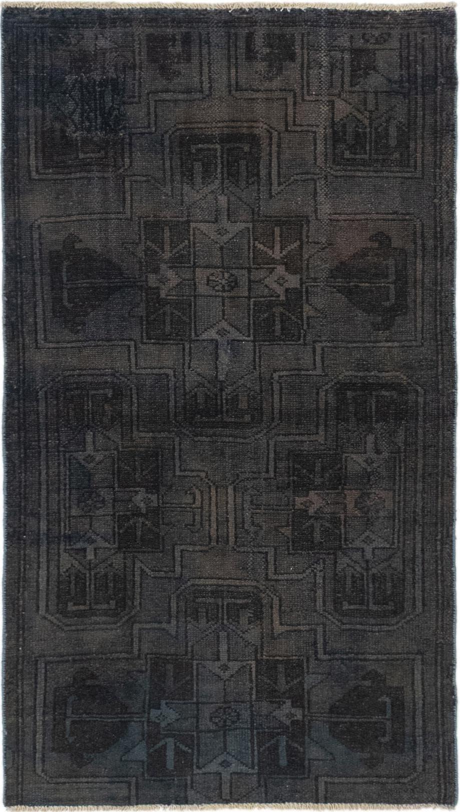 2' 10 x 5' 1 Ultra Vintage Persian Rug main image