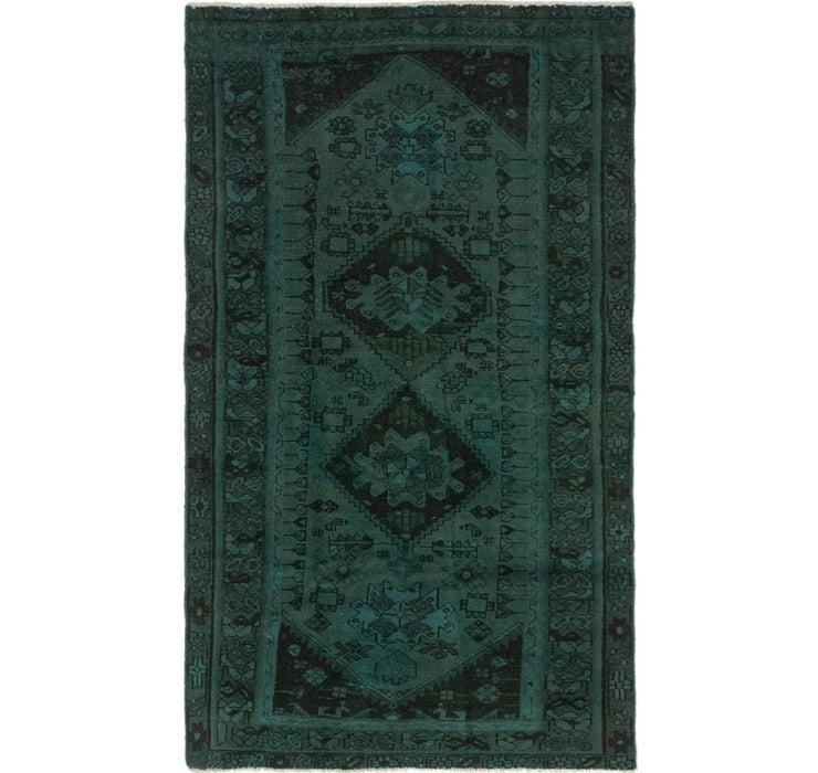 95cm x 165cm Ultra Vintage Persian Rug