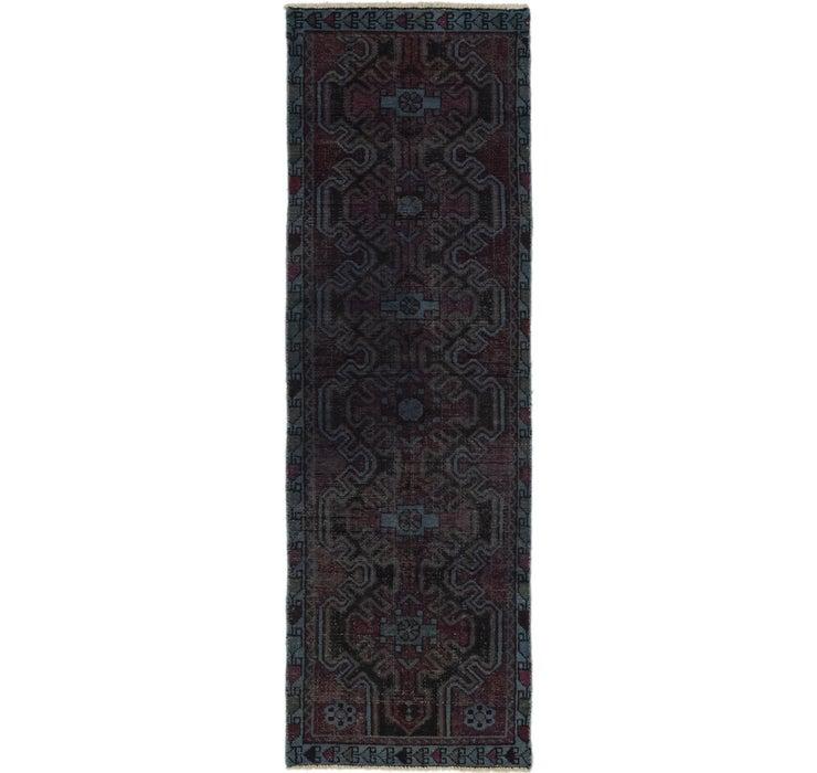 65cm x 205cm Ultra Vintage Persian R...