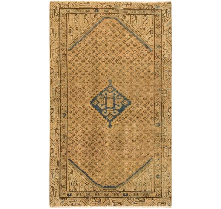 115cm x 190cm Ultra Vintage Persian Rug