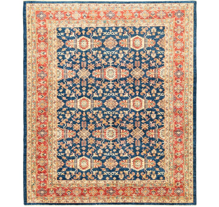8' x 9' 5 Kazak Oriental Rug