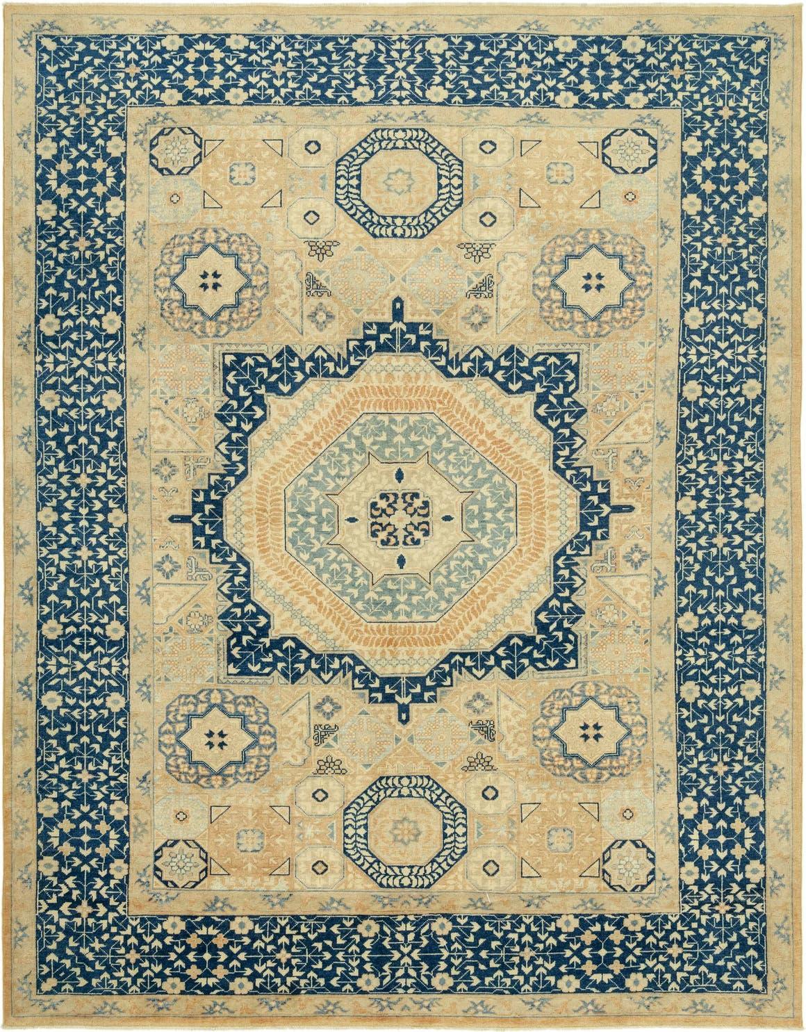 8' 9 x 11' 3 Mamluk Ziegler Rug main image