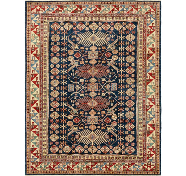 7' 11 x 10' 5 Kazak Oriental Rug