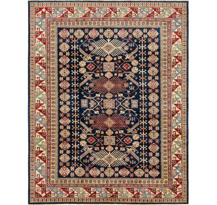 8' 1 x 10' 4 Kazak Oriental Rug