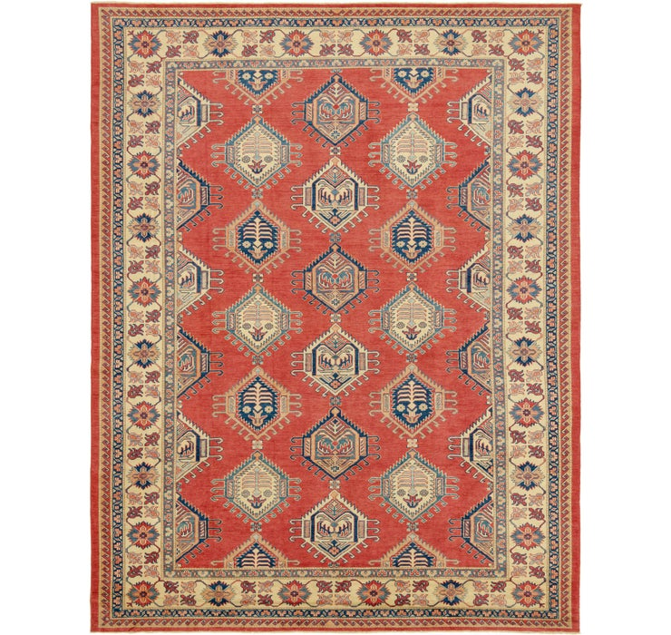 10' 6 x 13' 8 Kazak Oriental Rug