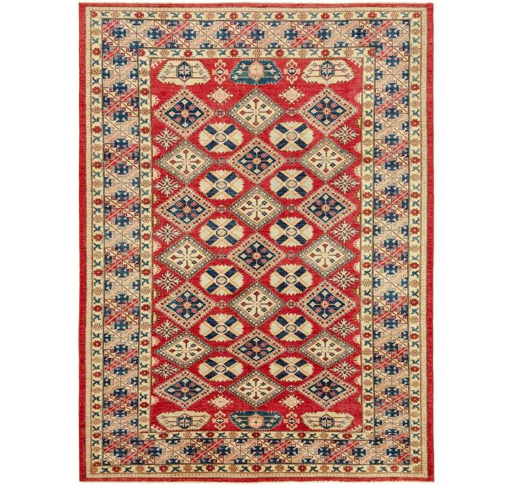 9' x 12' Kazak Oriental Rug