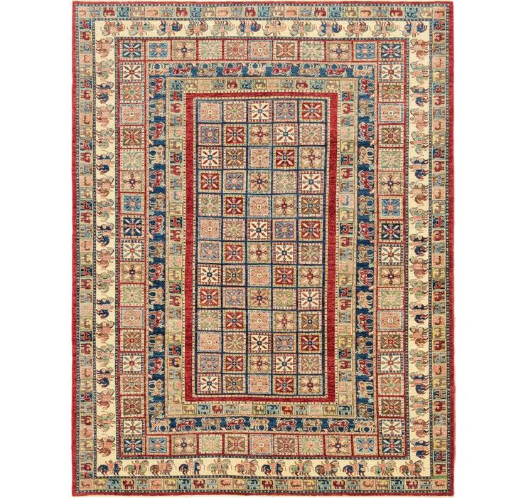 8' 2 x 10' 8 Kazak Oriental Rug