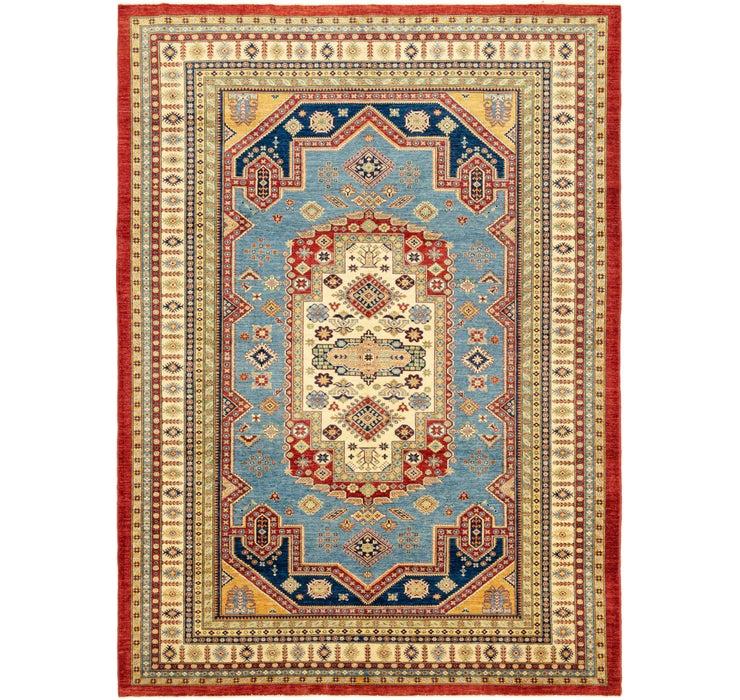 272cm x 375cm Kazak Oriental Rug