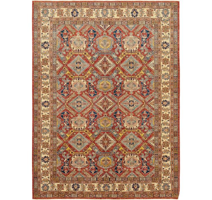9' 1 x 12' 3 Kazak Oriental Rug
