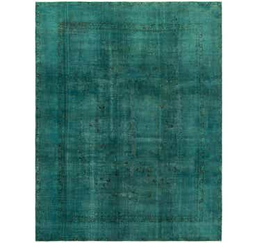 9' 3 x 12' Ultra Vintage Persian Rug