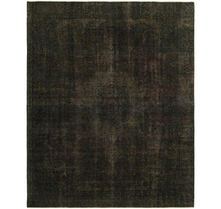 9' 6 x 12' Ultra Vintage Persian Rug