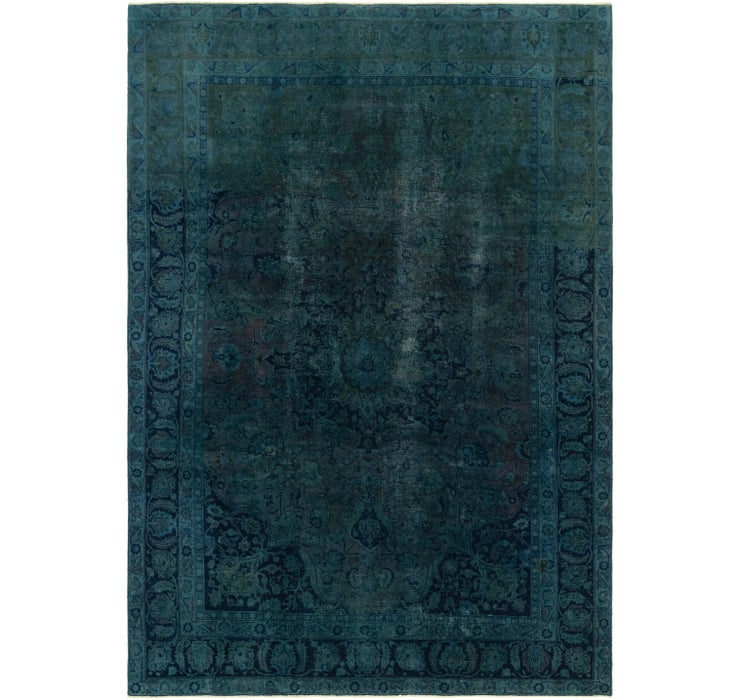 8' x 11' 7 Ultra Vintage Persian Rug