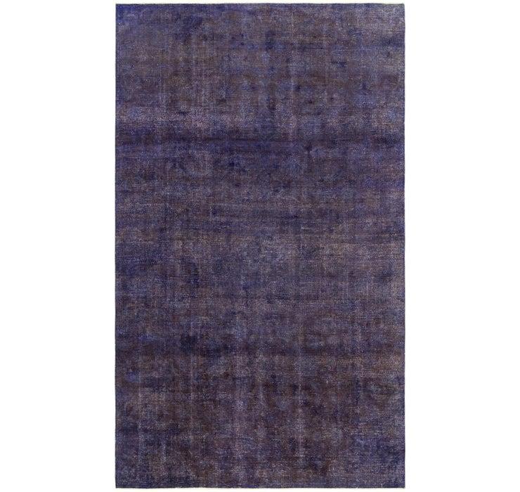198cm x 343cm Ultra Vintage Persian Rug