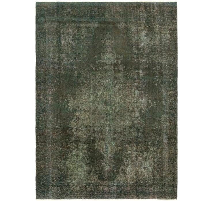 9' 2 x 13' 1 Ultra Vintage Persian Rug