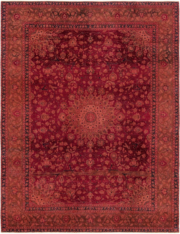 9' 6 x 12' 5 Ultra Vintage Persian Rug main image