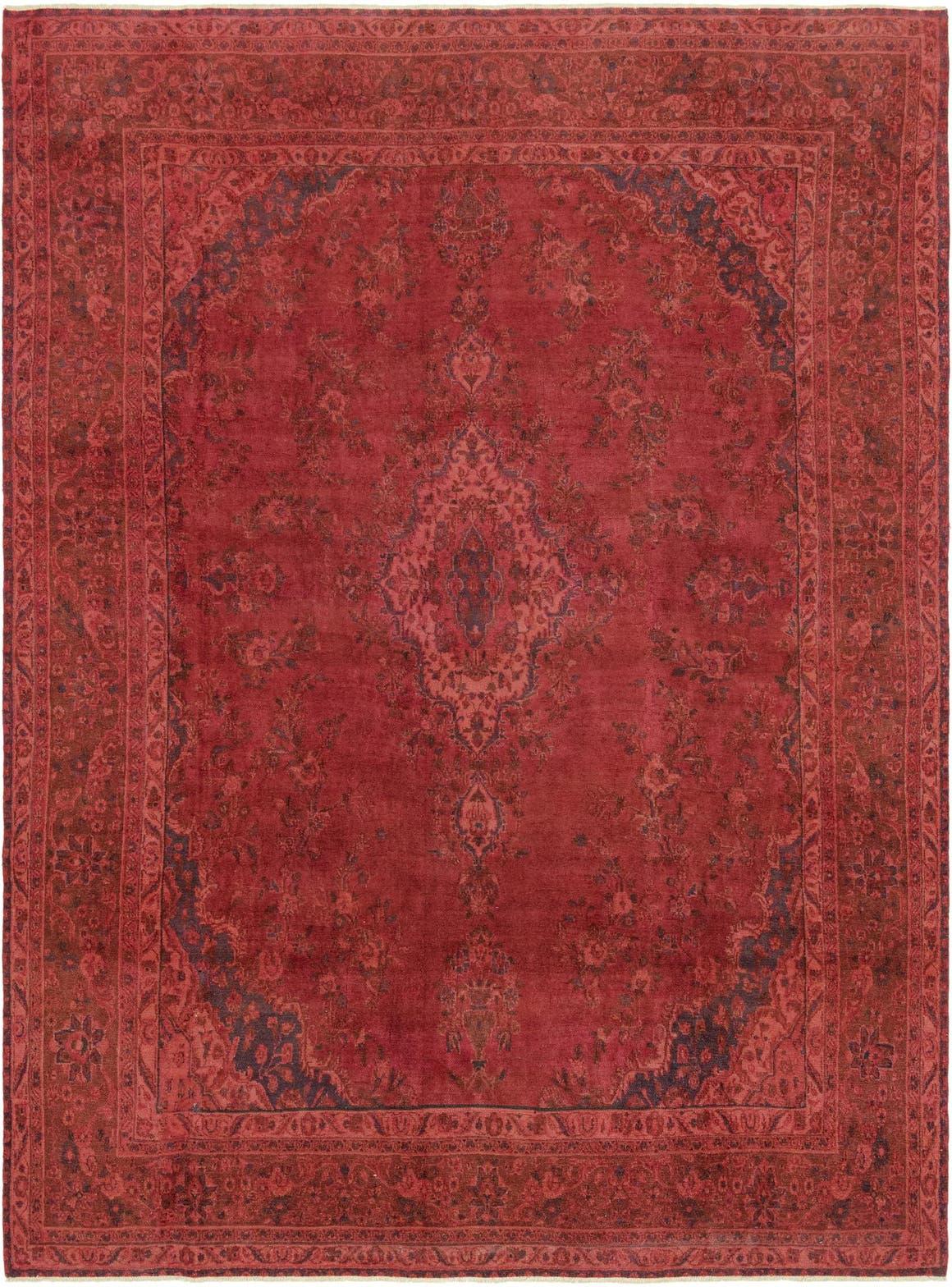 9' 10 x 13' 3 Ultra Vintage Persian Rug main image