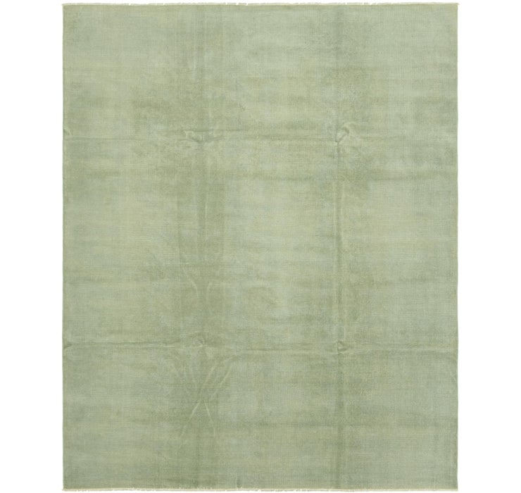 7' 7 x 9' 5 Over-Dyed Ziegler Rug